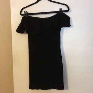 Reformation off the shoulder dress